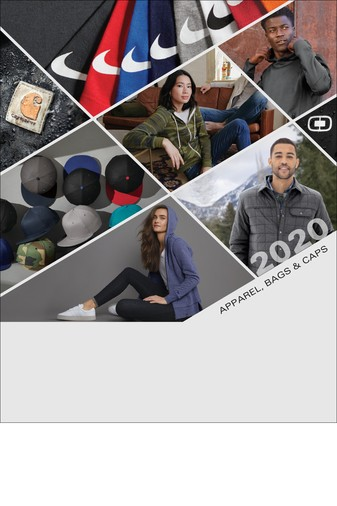 2019 Apparel, Bags & Caps Catalog