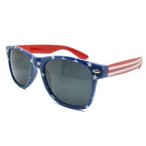 American Flag Wayfa-Voyager Sunglasses