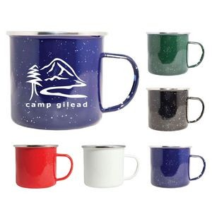 17oz Camp Fire Mug