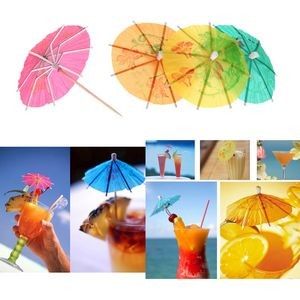 Paper Cocktail Umbrella