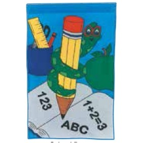 "Themed Event School Days Flag (28""x40"")"