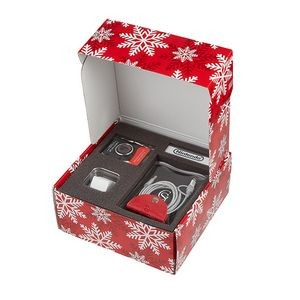Hi Ho Tech Gift Set w/Bluetooth® Speaker