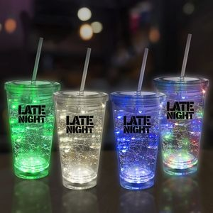 16 Oz. String Light LED Cup