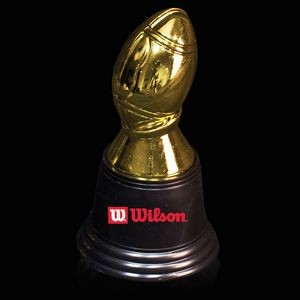 "4 3/4"" Plastic Football Trophy"