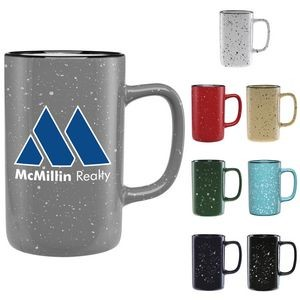 18 Oz. Tall Camper Collection Ceramic Mug