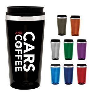 16 Oz. Steel City Colored Camino Tumbler