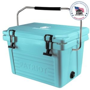 Patriot 20QT Aqua Marine Cooler