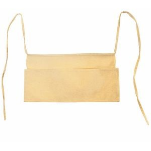 Natural Cotton Canvas Contractor Waist Apron - Blank (17