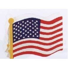 American Flag Miscellaneous Series Stress Reliever