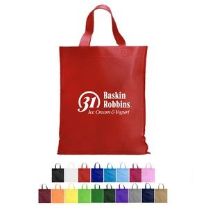 Heat Sealed Non-Woven Polypropylene Tote Bag