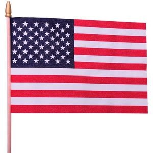 USA Flags - 8 x 12 (Case of 4)