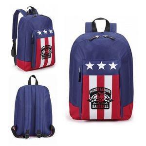 U.S. Flag Laptop Backpack