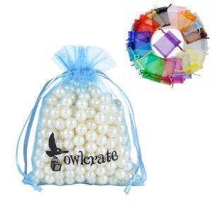 Drawstring Gifts Bag/Organza Mesh Bag