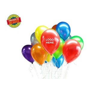 "10""D Standard Latex Balloon"